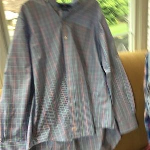Vineyard vines casual button down